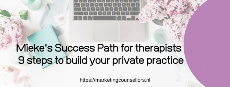 Therapist Success Path